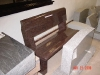 mahog bench